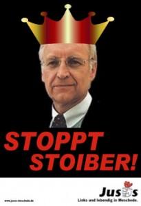 Stoppt Stoiber!