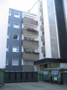 Zu viele Windeln für zu wenig Mülleimer: Den Bewohnern in der Rosen- und Nelkenstraße stinkt's gewaltig.