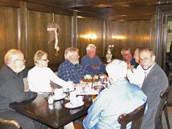 Die Mescheder SozialdemokratInnen zu Gast bei Xavers Ranch.