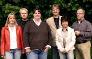 Der neue Vorstand des Mescheder Ortsvereins: Stefanie Richter, Daniel Köhne, Gritta Goesmann, Kornelius Kuhlmann, Kirsten Malyska und Gerhard Wolf (von links). Es fehlt Volker Westdickenberg.