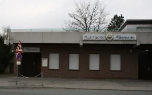 Für die Räume der ehemaligen Gaststätte 'Zum Landsknecht' im Mescheder Lanfertsweg liegt eine Bauvoranfrage für den Betrieb einer Spielhalle vor.
