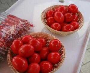 Auch in diesem Jahr verteilen die Sozialdemokraten wieder rote Ostereier.