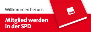 Mach Dich stark. Werde SPD-Mitglied!