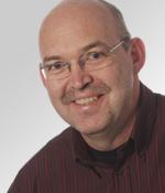 Martin Nonnweiler, Vorsitzender des SPD-Ortsvereins Heinrichsthal-Wehrstapel